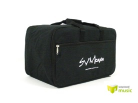 [Padded cajon carrying bag with handles only]