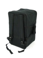 [Padded cajon carrying bag - Rucksack style showing straps]