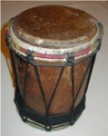 optimum tuning of a drum set with synthetic heads. Black Bedroom Furniture Sets. Home Design Ideas