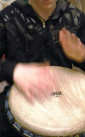[Percussion & Drumming Workshops]
